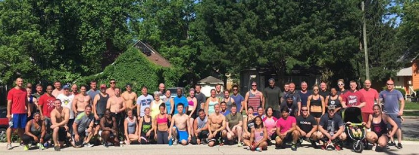 4th of July Community Workout!