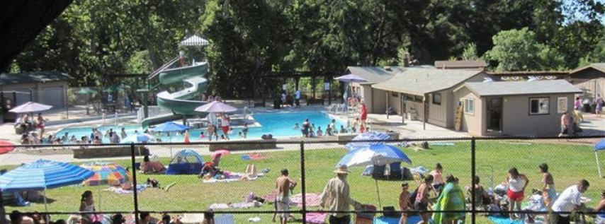 Free Swimming at Blackberry Farm
