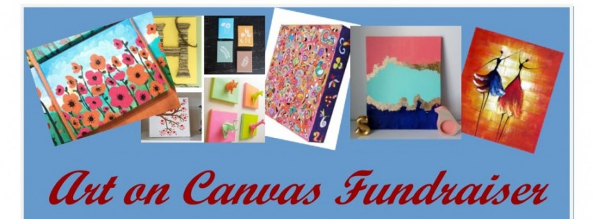 Library Foundation Announces Art on Canvas Fundraiser