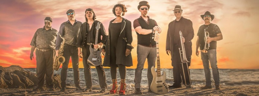 Live Music with Reverend Barry & The Funk