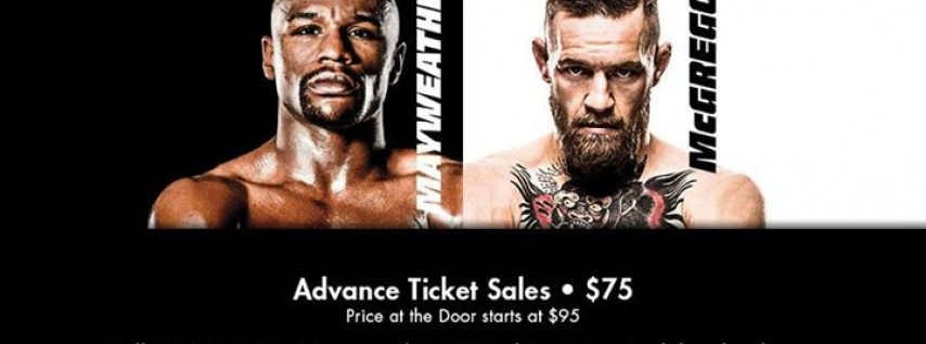 McGregor Viewing Party at Hard Rock  sc 1 st  813Area & Mayweather vs. McGregor Viewing Party at Hard Rock Tampa FL - Aug ...