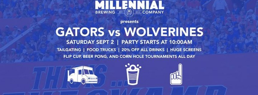 Ultimate Gator Tailgate and Watch Party