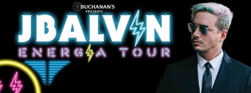 J Balvin's Energía Tour