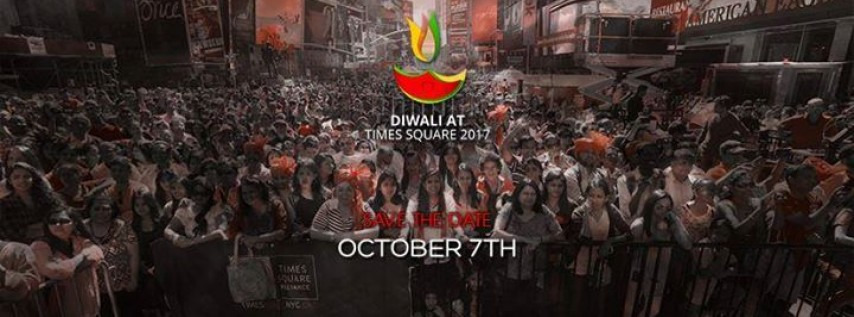 Diwali at Times Square NYC (Free Event)