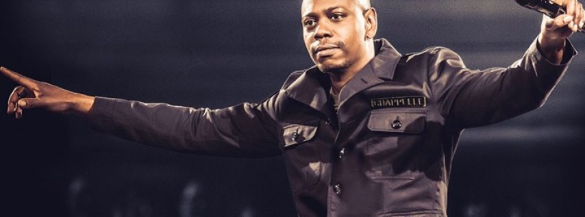 Hartbeat Weekend Presents Dave Chappelle Live at The Chelsea