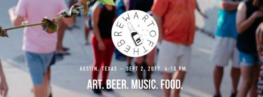 The 5th Annual Art of the Brew