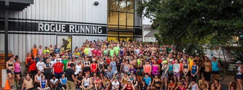 Church of the Long Run: Austin Training Kickoff