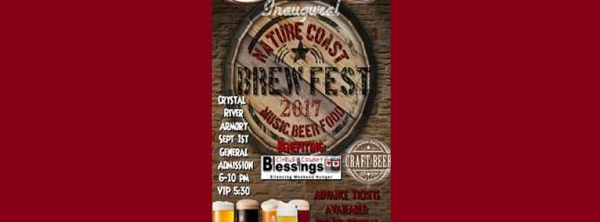 Nature Coast Brew Fest