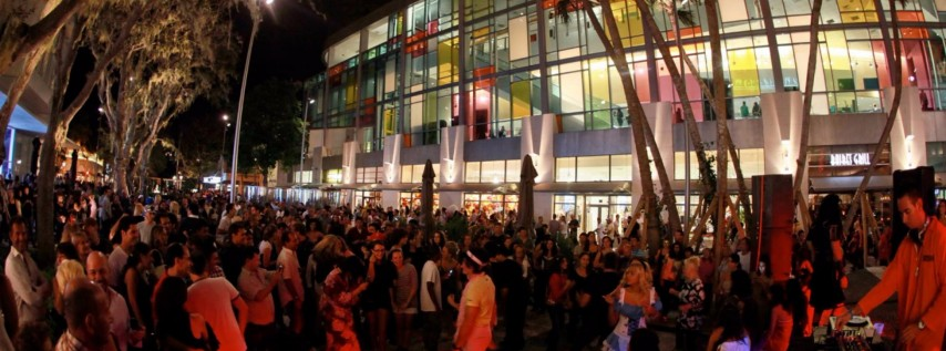 Halloween on Lincoln Road - Art Deco District