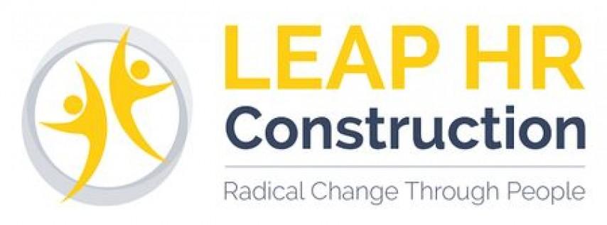 LEAP HR: Construction