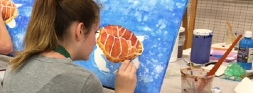 Learn to Paint in Oil or Acrylics at Studios of Cocoa Beach