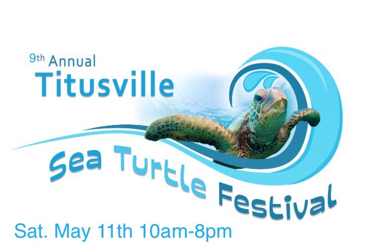 9th Annual Sea Turtle Festival Returns to Titusville on May 11th