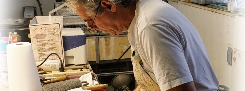 Stained Glass Class at Studios of Cocoa Beach