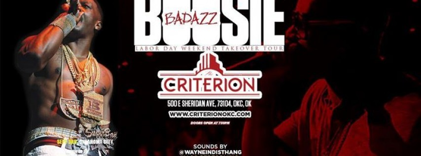 Boosie Badazz - Labor Day Weekend Takeover - OKC