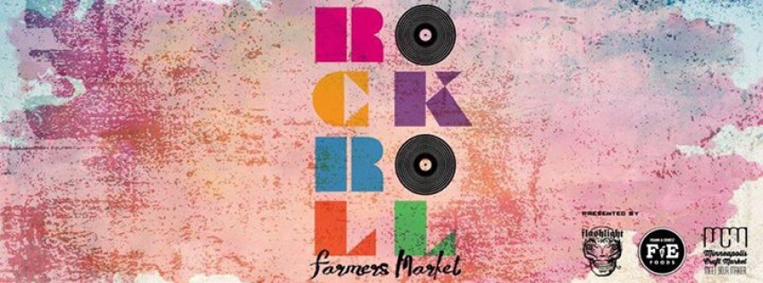 Rock 'n' Roll Farmers Market