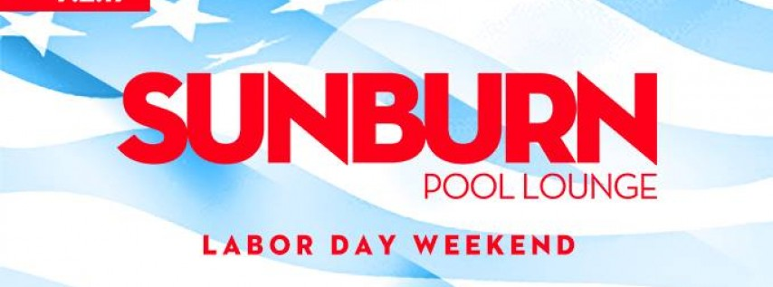 Labor Day Weekend at Sunburn Pool