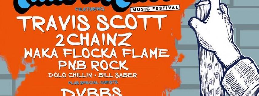 Tailor Made Festival w/ Travis Scott & 2 Chainz