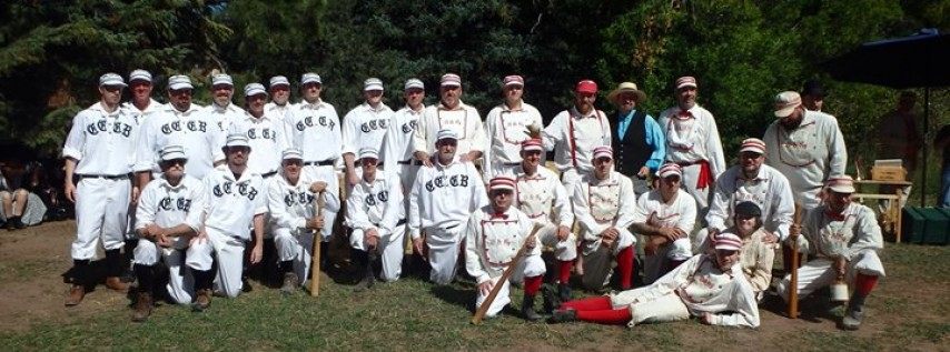 Labor Day/Vintage Base Ball