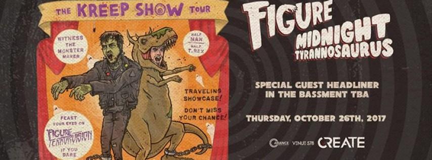 Create - Figure, Midnight Tyrannosaurus & Special Guest