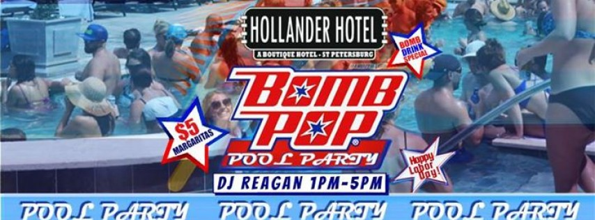 Labor Day Pool Party with Dj Reagan