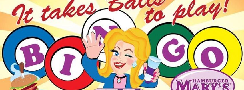 Drag Queen Bingo on Labor Day