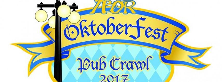Ybor Oktoberfest Pub Crawl 2017