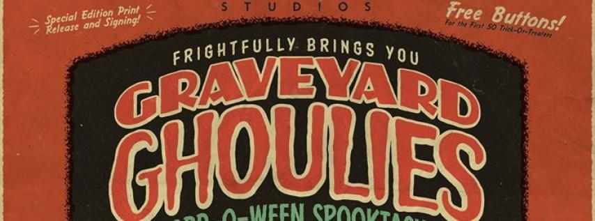 The Graveyard Ghoulies