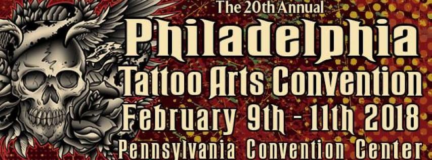Philadelphia Tattoo Arts Convention