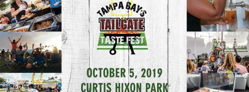 2019 Tampa Bay's Tailgate Taste Fest