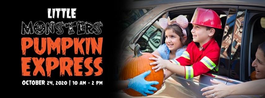 Little Monsters Pumpkin Express