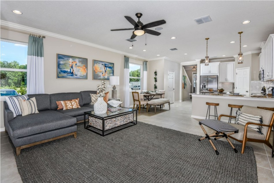 Taylor Morrison Debuts Avalon Model Home at New Community Woodside Trace