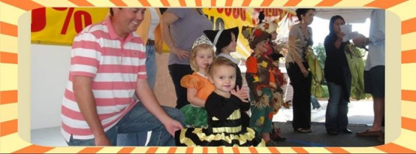 Mr. & Miss. Pumpkin Pageant at Wesley Chapel Fall Festival