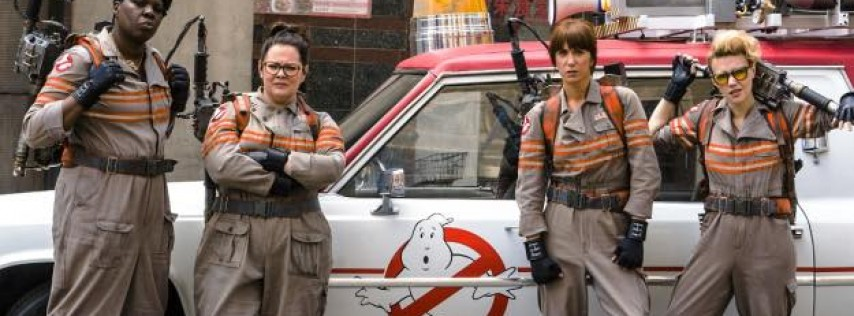 Movie in the Park -Ghostbusters (2016)