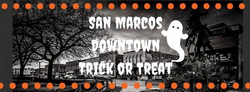 Downtown San Marcos Trick or Treat