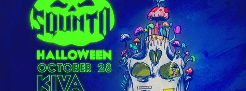 KIVA Halloween Party w/ Squnto - October 28th