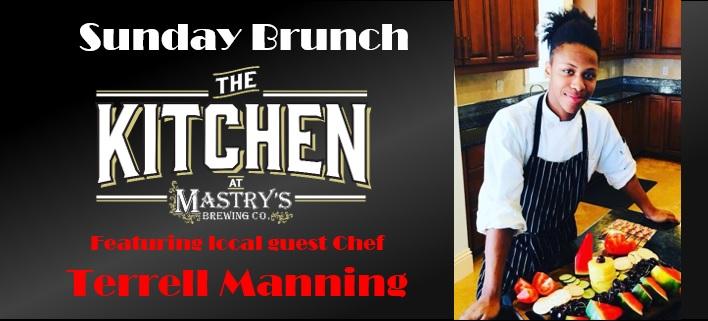 Sunday Brunch at Mastry's