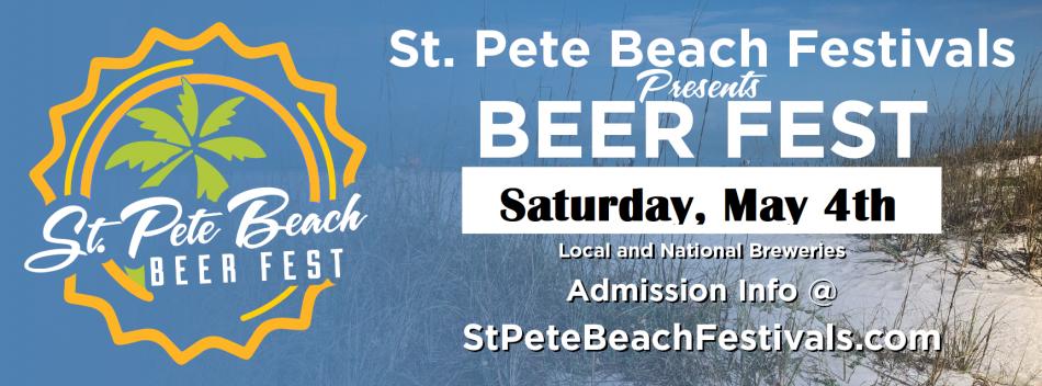 St. Pete Beach Beer Fest