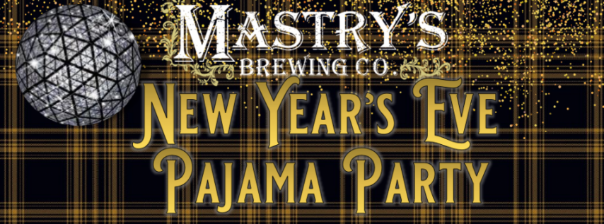 New Year's Eve Pajama Party