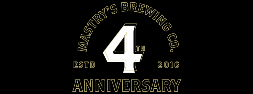 Mastry's Brewing Co. Turns 4