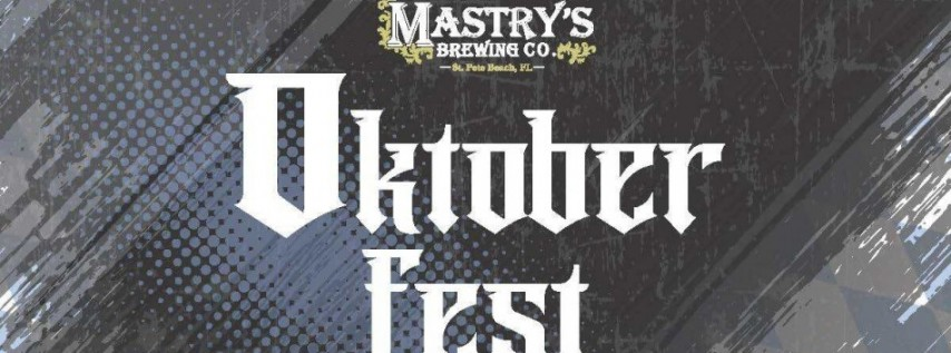 Oktoberfest at Mastry's Brewing Co.