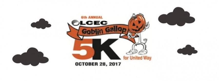 2017 Goblin Gallop 5k