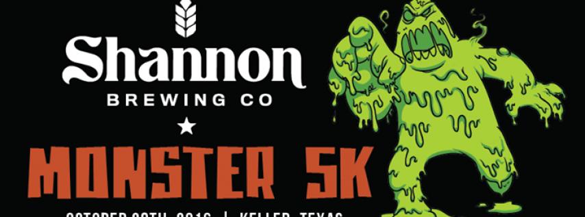Shannon Brewing Monster 5k