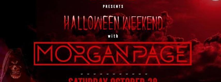 Morgan Page: Halloween Weekend at Create