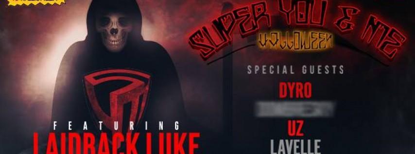 Super You & Me ft. Laidback Luke & More: Halloween at Create