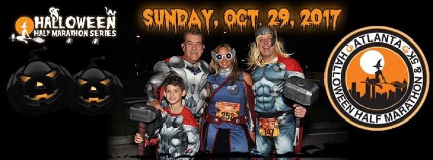 2017 Atlanta Halloween Half Marathon & 5K