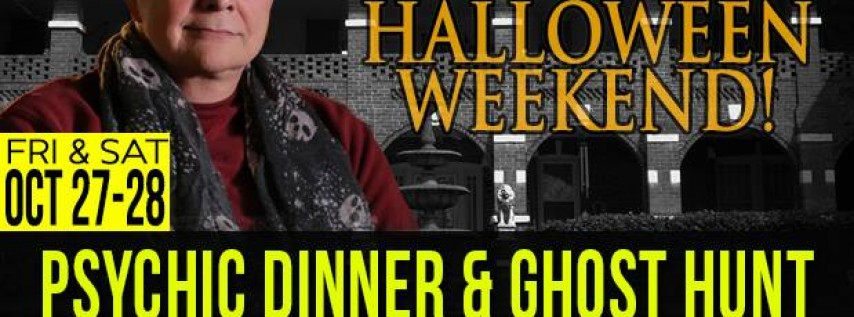 Halloween Weekends with Chip Coffey