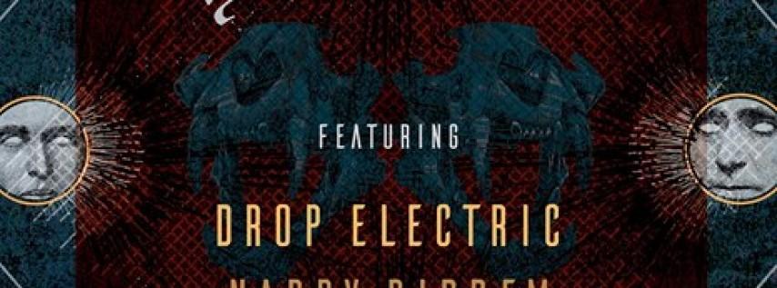 Hallowscene Ft. Drop Electric, Nappy Riddem, Staycation at Gypsy Sally's