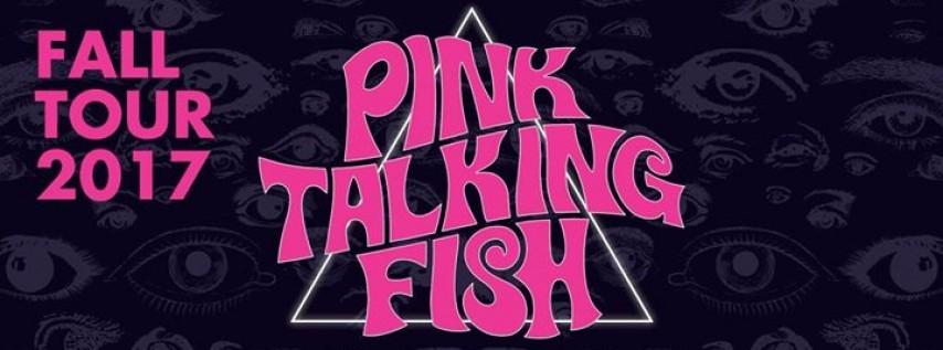 Pink Talking Fish w/ Hayley Jane & The Primates Halloween Spooktacular!