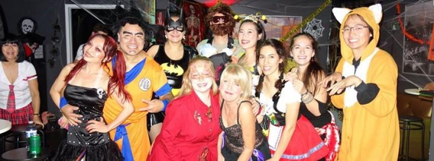 12th Annual Baila Con Los Diablos Halloween Salsa Party