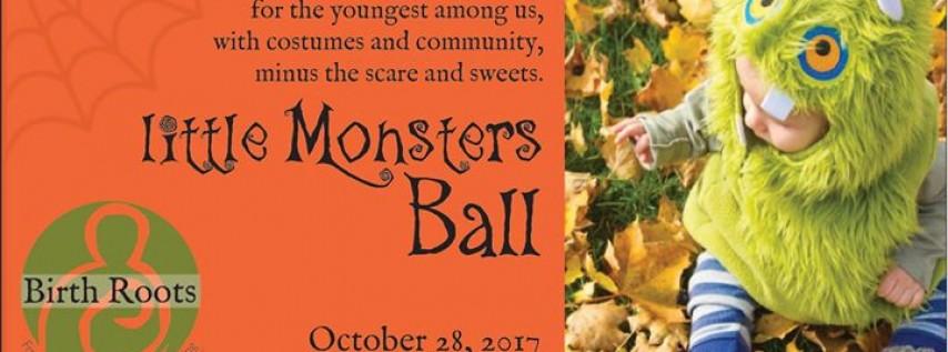 3rd Annual Little Monsters Ball: 2017